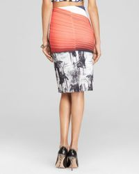 Clover Canyon - Multicolor Skirt - Forbidden Foret Pencil - Lyst