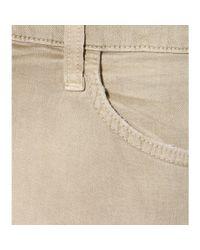 Current/Elliott - Gray The Stiletto Jeans - Lyst