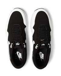Nike - Black Air Max 1 Ultra Moire Sneakers for Men - Lyst