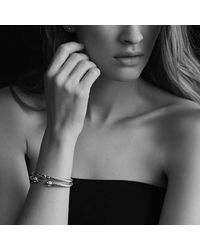 David Yurman - Metallic Renaissance Bracelet In 18k Gold - Lyst
