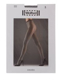 Wolford - Gray Amara Tights - Lyst