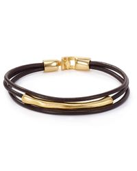 Uno De 50 | Metallic To Be You Bracelet | Lyst