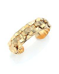 DANNIJO | Metallic Salem Cuff Bracelet | Lyst