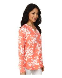 Tommy Bahama - Pink Costa Blooms Tunic - Lyst