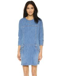 See By Chloé - Blue See By Chloe - Stoned Indigo - Lyst