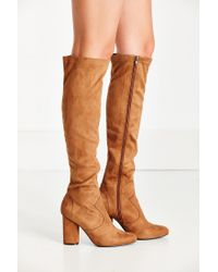 Jeffrey Campbell | Brown Paradox-hi Boot | Lyst