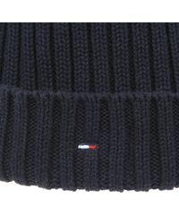 Hilfiger Denim - Black Cap / Hat for Men - Lyst