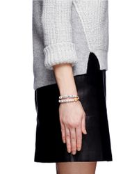 Venessa Arizaga | Multicolor 'drug Of Choice' Bracelet | Lyst
