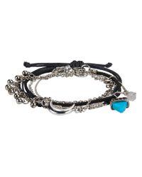Aéropostale | Black Moon Bracelet 5-pack | Lyst