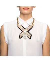 Lulu Frost - Multicolor Bette Bib Necklace - Lyst