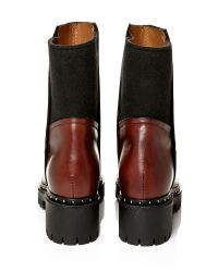 Moda In Pelle | Brown Balbina Low Casual Short Boots | Lyst