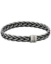 Alor | Gray Bracelet - Gentlemen's Collection 04-18-0388-00 | Lyst