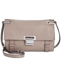 Ivanka Trump | Brown Turnberry Crossbody | Lyst