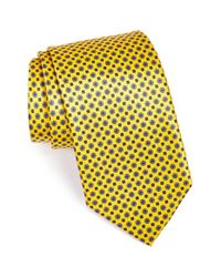 Robert Talbott | Metallic 'best Of Class' Woven Silk Tie for Men | Lyst