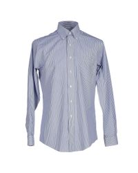 Brooks Brothers - Blue Shirt for Men - Lyst