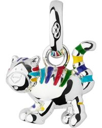 Links of London | Metallic Tiger Chinese Zodiac Sterling Silver Charm | Lyst