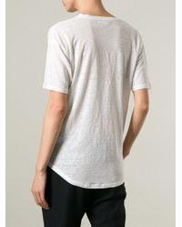 Isabel Marant - White 'rea' T-shirt - Lyst