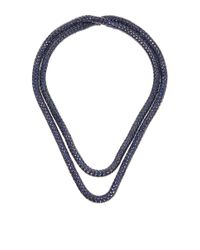 Sidney Garber | Lunetta Blue Necklace | Lyst