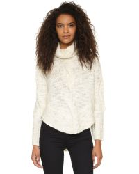 C/meo Collective | White Two Weeks Sweater | Lyst