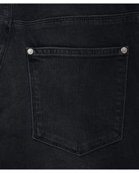 Acne Studios | Gray Charcoal Max Man Ray Jeans Regular, Acne for Men | Lyst