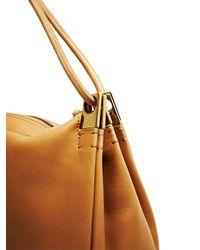 Lanvin - Natural Womens Leather Tilda Bag - Lyst
