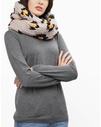 Wool And The Gang | Natural Playin' Around Scarf | Lyst