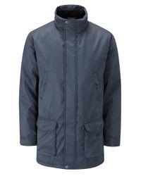 Skopes - Blue Hexham Coat for Men - Lyst