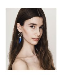 Jenny Bird | Blue Wildland Earrings | Lyst