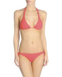 Sundek | Red Bikini | Lyst
