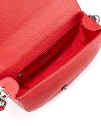 Christian Louboutin - Red Panettone Degrade Spike Bag - Lyst