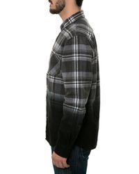 Black Scale - Black The Heckler Ls Buttondown Shirt for Men - Lyst