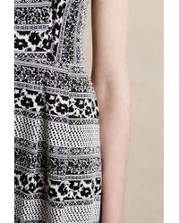 Plenty by Tracy Reese - Poppy Floral Lace Shift Dress, Blue - Lyst