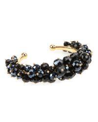 Ted Baker   Bead Cluster Bracelet - Black   Lyst