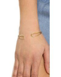 Gorjana | Metallic Needly Cuff Bracelet | Lyst