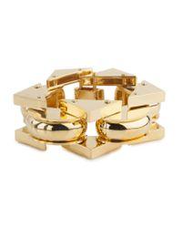 Lele Sadoughi | Metallic Satellite Bracelet | Lyst