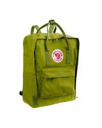 Fjallraven | Green Classic Kanken Backpack for Men | Lyst