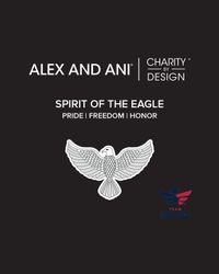 ALEX AND ANI   Silver Spirit Of The Eagle Expandable Wire Bangle, Charity By Design Collection   Lyst