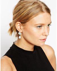 ASOS   Multicolor Mismatch Grace Earrings   Lyst
