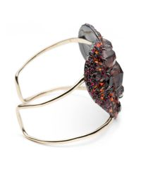 Alexis Bittar | Red Encrusted Black Cherry Heart Cuff You Might Also Like | Lyst