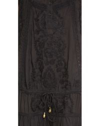 Melissa Odabash - Black Heidi Cover Up - Lyst