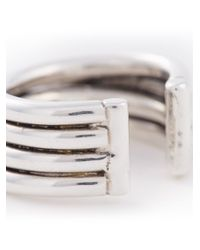 Philippe Audibert | Metallic 'new Africa 4' Ring | Lyst
