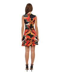 Just Cavalli | Black Cocktail Dress W/ Hardware | Lyst