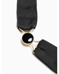 Cor Sine Labe Doli - White Ceramic Bow-tie for Men - Lyst