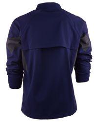 Nike - Blue Men'S Tampa Bay Rays Quarter-Zip Jacket for Men - Lyst