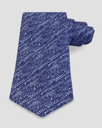 Thomas Pink - Blue Totnes Texture Classic Tie for Men - Lyst