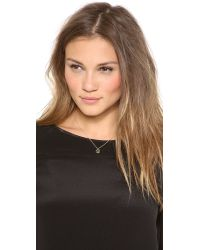 Samantha Wills | Metallic Astrology Necklace - Capricorn | Lyst