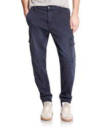 Joe's Jeans | Blue Cargo Jogger Pants for Men | Lyst