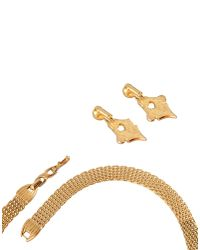 Nina Ricci - Metallic Jewellery Set - Lyst