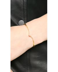 Tai - Metallic Pointed Bracelet - Lyst