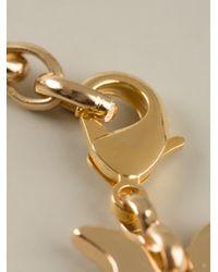 Malibu 1992 | Metallic Geometric Detail Bracelet for Men | Lyst